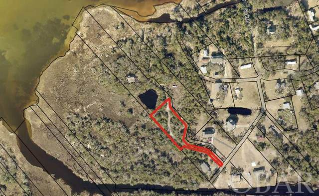 0 Bowen Road Lot 2, Frisco, NC 27936 (MLS #110850) :: Outer Banks Realty Group