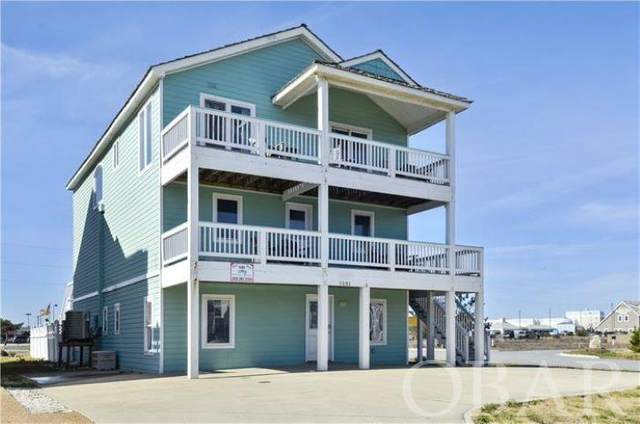 5002 S Virginia Dare Trail Lot 4-6, Nags Head, NC 27959 (MLS #110933) :: Randy Nance | Village Realty