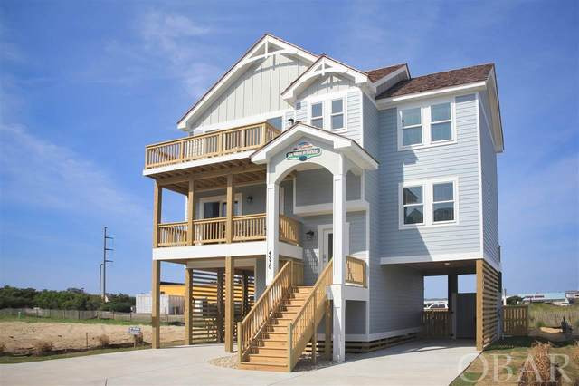 4930 Passage Way Lot 11, Nags Head, NC 27959 (MLS #111020) :: Randy Nance | Village Realty