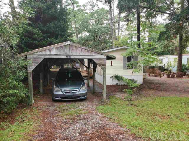 319 Sandpiper Drive Lot 84, Kill Devil Hills, NC 27948 (MLS #111077) :: Randy Nance | Village Realty