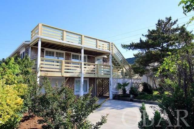 112 W Old Cove Road Lot 1, Nags Head, NC 27959 (MLS #111096) :: Hatteras Realty
