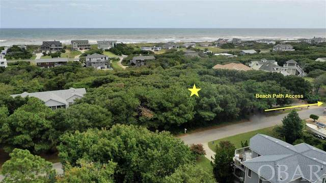 128 Clam Shell Trail Lot #57, Southern Shores, NC 27949 (MLS #111097) :: Randy Nance | Village Realty
