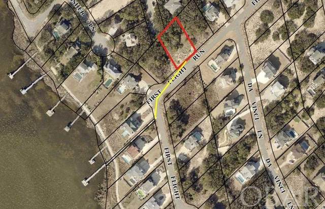406 First Flight Run Lot 18, Kitty hawk, NC 27949 (MLS #111178) :: Hatteras Realty