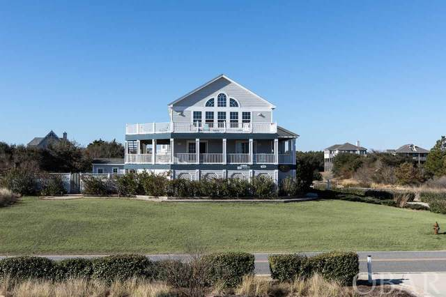 994 Whalehead Drive Lot 46, Corolla, NC 27927 (MLS #111185) :: Outer Banks Realty Group