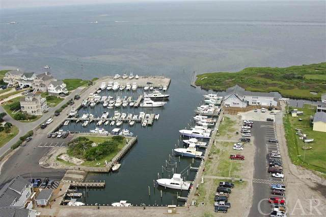 0 Docks Slip 27, Hatteras, NC 27943 (MLS #111202) :: Outer Banks Realty Group