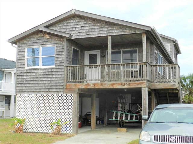 5209 Lindbergh Avenue Lot 32, Kitty hawk, NC 27949 (MLS #111242) :: Randy Nance | Village Realty