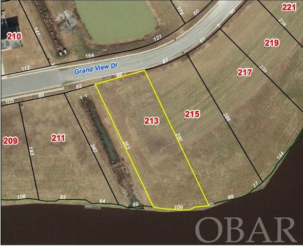 213 Grandview Drive Lot 179, Elizabeth City, NC 27909 (MLS #111244) :: Outer Banks Realty Group