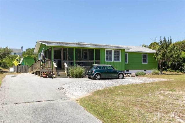 161 Duck Road Lots 7&8, Southern Shores, NC 27949 (MLS #111266) :: Randy Nance | Village Realty