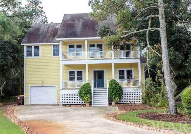 501 Meadow Lane Lot 65, Corolla, NC 27927 (MLS #111290) :: Hatteras Realty