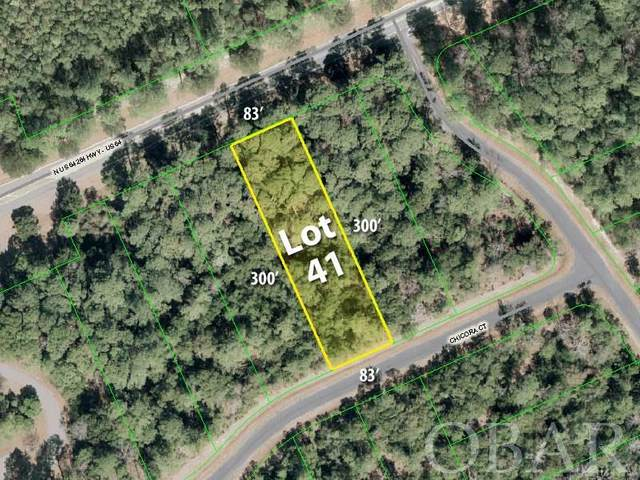 133 Chicora Ct Lot 41, Manteo, NC 27954 (MLS #111312) :: Outer Banks Realty Group