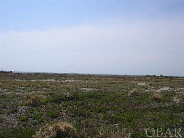 58166 Hatteras Harbor Court Lot 14, Hatteras, NC 27943 (MLS #111313) :: Hatteras Realty