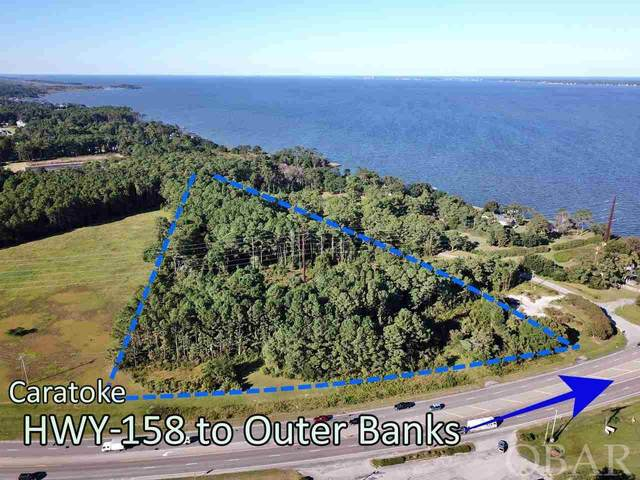 9137 and 9151 Caratoke Highway Lot 2R And 3, Point Harbor, NC 27964 (MLS #111369) :: Surf or Sound Realty