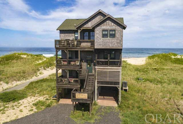 23252 Sudie Payne Road Lot #5, Rodanthe, NC 27968 (MLS #111377) :: Sun Realty