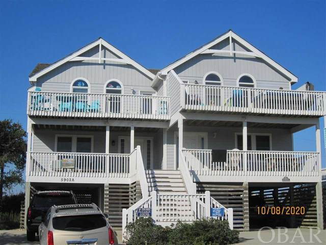 5902A S Seachase Drive Unit 6A, Nags Head, NC 27959 (MLS #111415) :: Randy Nance | Village Realty