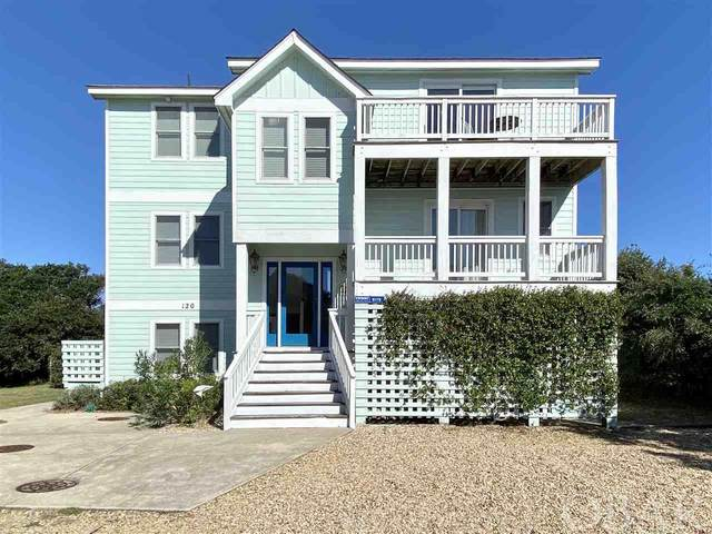 120 Seabreeze Drive Lot 33, Duck, NC 27949 (MLS #111483) :: Corolla Real Estate | Keller Williams Outer Banks