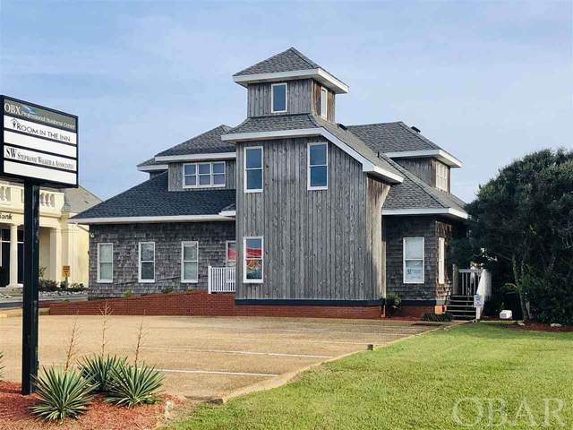 111 W Carlton Avenue Lot 7 & 8, Kill Devil Hills, NC 27948 (MLS #111484) :: Sun Realty