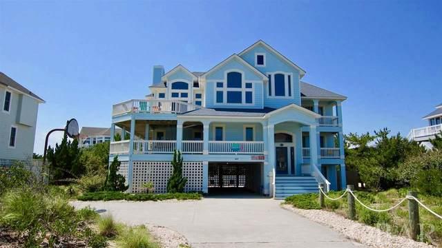 468 Pipsi Point Road Lot #13, Corolla, NC 27927 (MLS #111561) :: Sun Realty