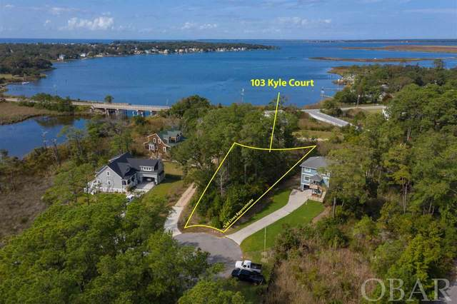 105 Kyle Court Lot 3, Kill Devil Hills, NC 27948 (MLS #111573) :: Sun Realty