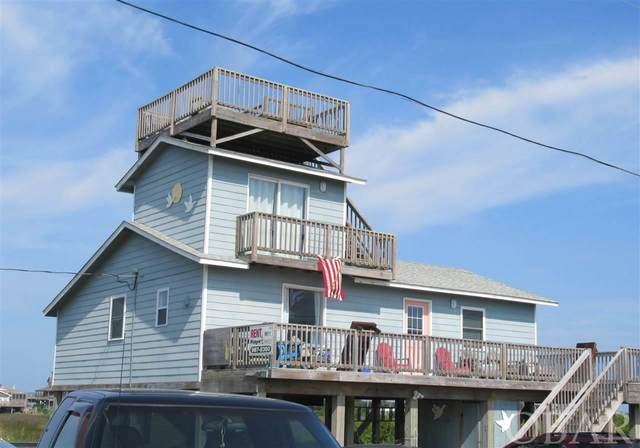 24373 Sea Sound Road Lot#11-1A, Rodanthe, NC 27968 (MLS #111609) :: Hatteras Realty
