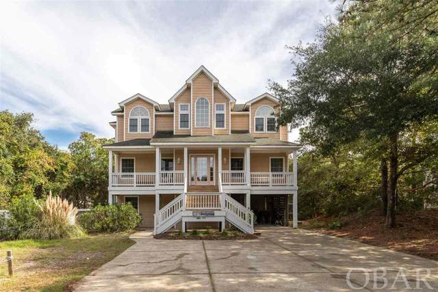194 Wax Myrtle Trail Lot 40/41, Southern Shores, NC 27949 (MLS #111637) :: Corolla Real Estate | Keller Williams Outer Banks