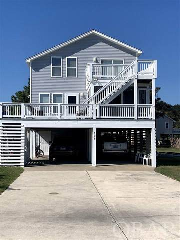206 W Barracuda Drive Lot#29, Nags Head, NC 27959 (MLS #111640) :: Hatteras Realty