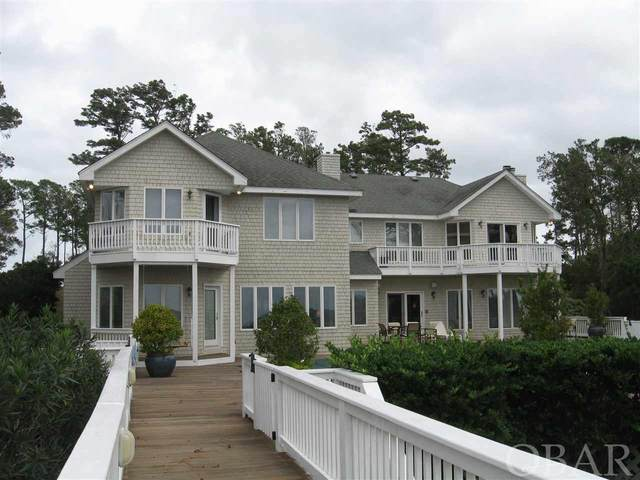 5012 Martins Point Road Lot 68 &, Kitty hawk, NC 27949 (MLS #111690) :: Corolla Real Estate | Keller Williams Outer Banks