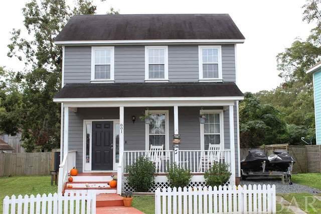 801 S George Howe Street Lot 38, Manteo, NC 27954 (MLS #111780) :: Randy Nance | Village Realty