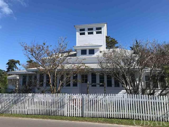 61 Creek Road, Ocracoke, NC 27960 (MLS #111808) :: Hatteras Realty