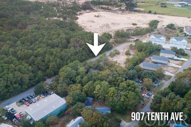907 Tenth Avenue Lot 6-7, Kill Devil Hills, NC 27948 (MLS #111826) :: Brindley Beach Vacations & Sales