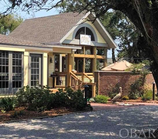 305 Irvin Garrish Highway Lot# 1,2, Ocracoke, NC 27960 (MLS #111955) :: AtCoastal Realty