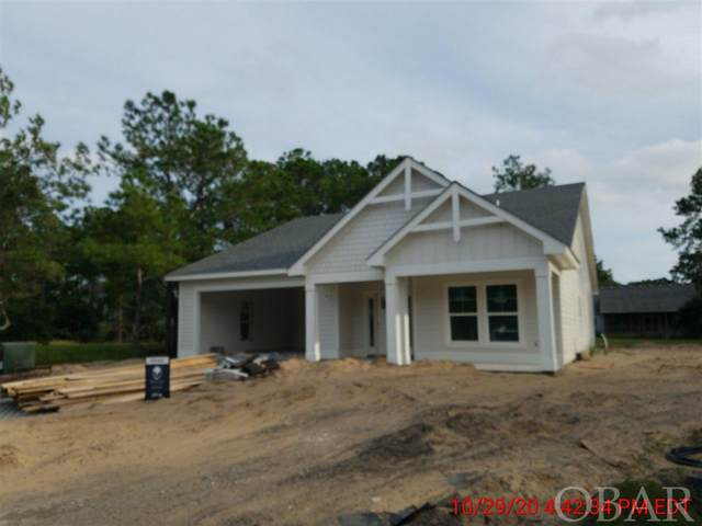 607 Zen Lane Lot 54, Kill Devil Hills, NC 27948 (MLS #111970) :: Midgett Realty
