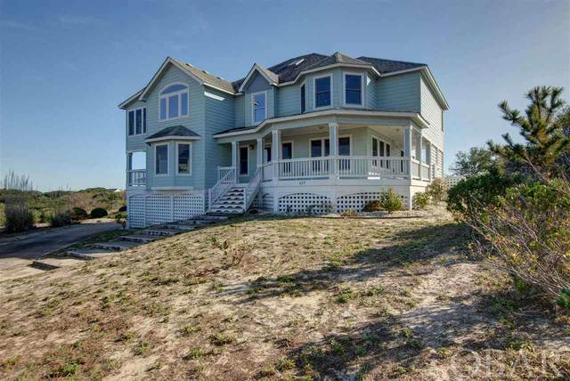 672 High Sand Dune Court Lot 207, Corolla, NC 27927 (MLS #111995) :: Corolla Real Estate | Keller Williams Outer Banks