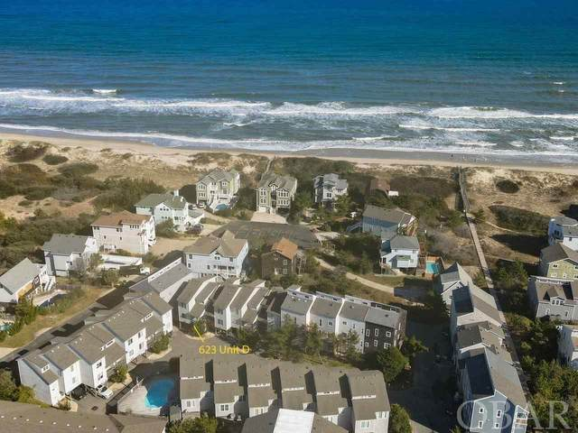 623 - D Sand Fiddler Circle Unit D, Corolla, NC 27927 (MLS #112035) :: Sun Realty