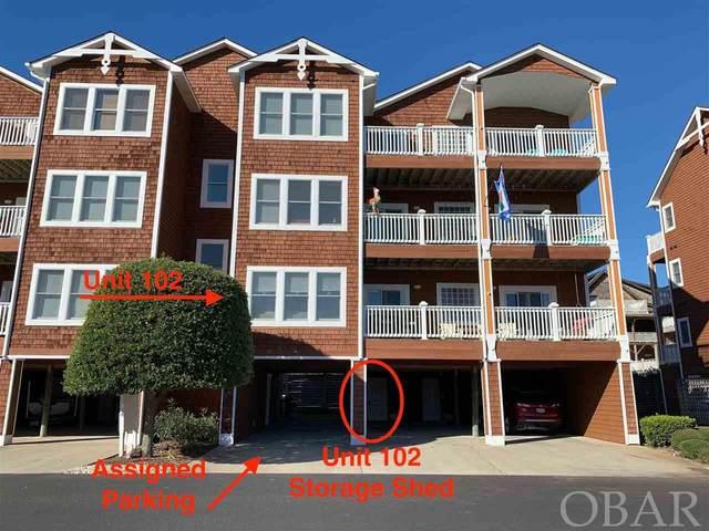 102 North Bay Club Drive Unit 102, Manteo, NC 27954 (MLS #112066) :: Outer Banks Realty Group