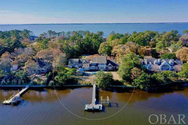 4001 Creek Road Lot #1 &26, Kitty hawk, NC 27949 (MLS #112100) :: Outer Banks Realty Group
