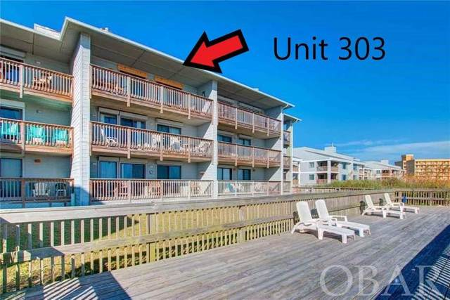 8119 E Old Oregon Inlet Road Unit 303, Nags Head, NC 27948 (MLS #112143) :: Sun Realty