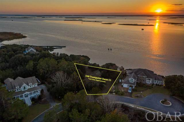 548 Trumpeter Swan Court Lot 61, Corolla, NC 27927 (MLS #112193) :: Sun Realty