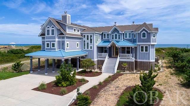 228 Ocean Boulevard Lot 30 & 31, Southern Shores, NC 27949 (MLS #112198) :: Brindley Beach Vacations & Sales