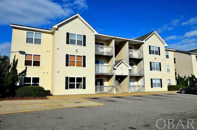 Caroline Court Unit 814 D, Corolla, NC 27927 (MLS #112234) :: Randy Nance | Village Realty
