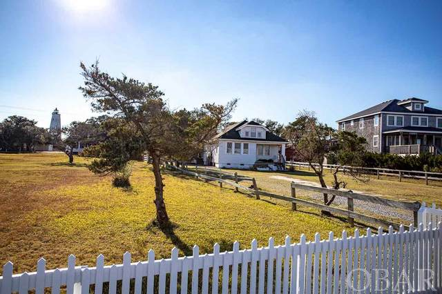 221 Silver Lake Drive, Ocracoke, NC 27960 (MLS #112238) :: Outer Banks Realty Group