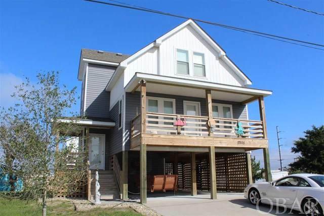 2005 Elizabeth City Street Lot 748, Kill Devil Hills, NC 27948 (MLS #112258) :: Surf or Sound Realty