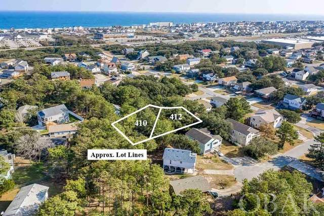 412 Peter Lane Lot 125, Kill Devil Hills, NC 27948 (MLS #112262) :: Surf or Sound Realty