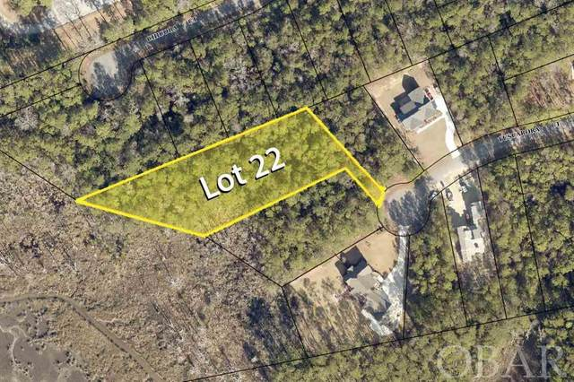 173 Tuscarora Ct Lot 22, Manteo, NC 27954 (MLS #112286) :: Brindley Beach Vacations & Sales