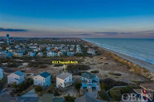 623 Topsail Arch Lot K, Corolla, NC 27927 (MLS #112305) :: Corolla Real Estate | Keller Williams Outer Banks