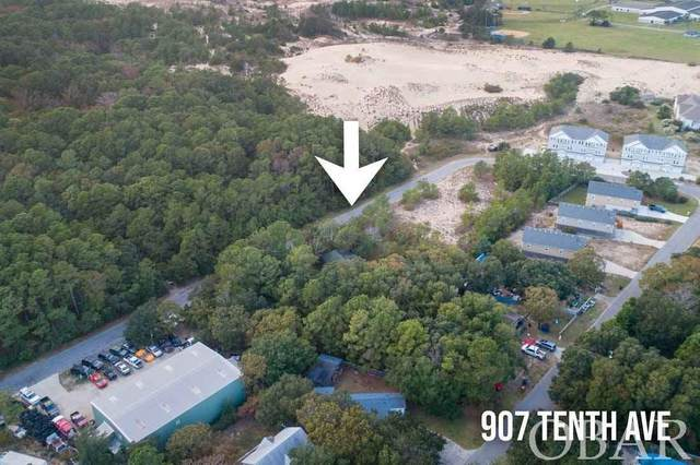 907 Tenth Avenue Lot 6&7, Kill Devil Hills, NC 27948 (MLS #112308) :: Brindley Beach Vacations & Sales