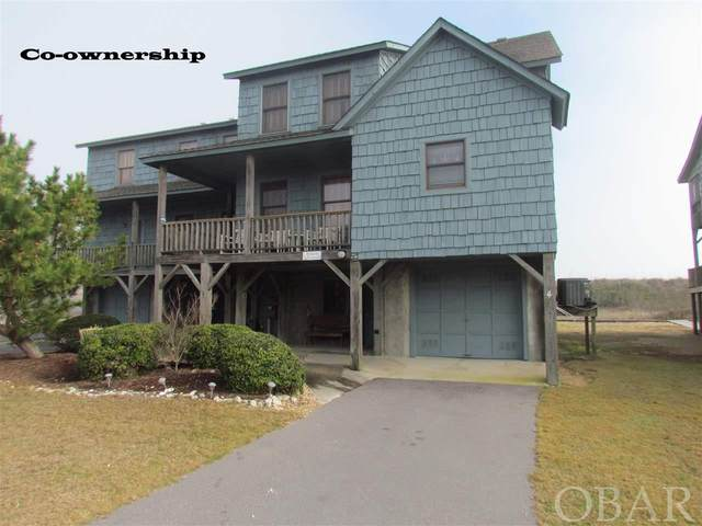 122 Quarterdeck Drive Unit 4, Duck, NC 27949 (MLS #112453) :: Midgett Realty