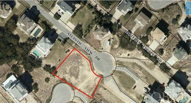 57232 Atlantic View Drive Lot 4, Hatteras, NC 27943 (MLS #112461) :: Midgett Realty