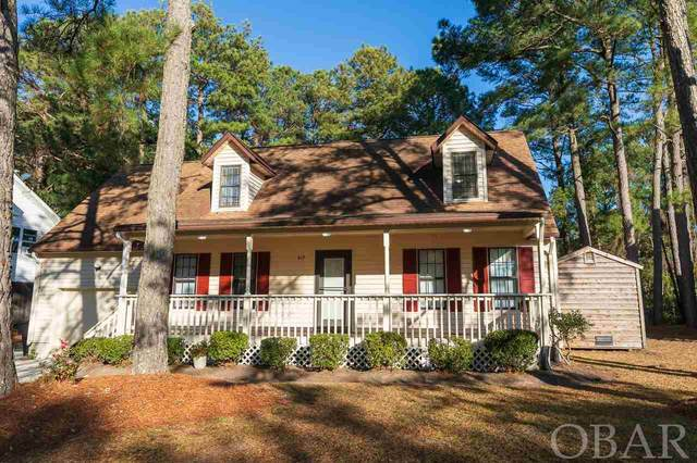 917 Cedar Drive Lot 117, Kill Devil Hills, NC 27948 (MLS #112472) :: Sun Realty