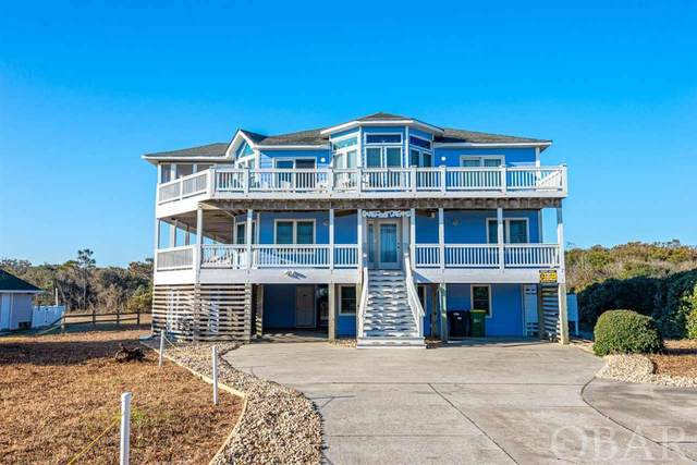 61 Ocean Boulevard Lot 11-12, Southern Shores, NC 27949 (MLS #112479) :: Sun Realty