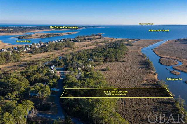 172 Sunrise Crossing Dr Lot 8, Kill Devil Hills, NC 27948 (MLS #112492) :: Outer Banks Realty Group